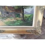 Безупречна авторска картина масло - 1829
