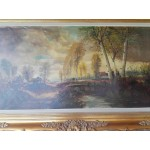 Картина за музей, масло с подис - 1790