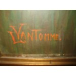 Картина масени бои, Van Tomme