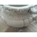 Голям италиански бароков супник в комплект с черпак - 2491