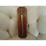 Испанска кама с месингова дръжка и истинско острие за отваряне на писма - 2515