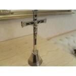 Немски кръст със Исус на стойка - 2516