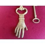 Месингова отварачка и ключ - 2297