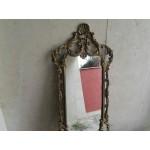 Два еднакви комплекта конзола и огледало от месинг от Испания - 4112