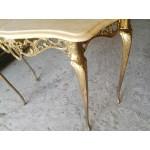 Месингова конзола без огледало от Испания - 4116