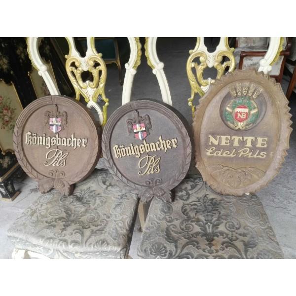 Немски гербове за бира от смола - 4168