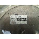 Голям холандски месингов пепелник за 5 пури - 4173