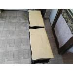 Барокови нощни шкафчета с обработен мрамор отгоре - 2035