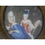 Картина рисувана върху винил - 1877