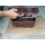 Пощенска кутия от 30 те години - 1879