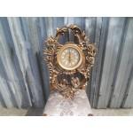 Голям часовник барок от плътен материал неразличим от дърво - 1886