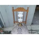 Висока нощна лампа - 1898