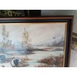 Картина масло - 1814