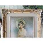 Прекрасна картина принт върху фазер - 1826