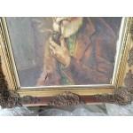 Много стара барокова картина - 1833