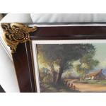 Малка авторска барокова картина - 1837