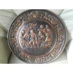 Старо пано мед от Белгия - 1750