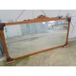 Голямо огледало в два цвята - 1609