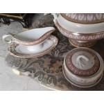 Кухненски сет съдове за дома Испански порцелан Морано без забележки - 4139
