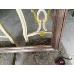 Голяма ръчно рисувана дървена рамка Испания - 4152