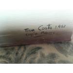 Масло на платно Испания, без рамка - 4153