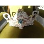Голям порцеланов 3-литров супник испания - Прекрасни декорации - 4124