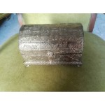 Малка месингова кутия за бижута или друго от Испания - 4125