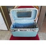 Кожена чанта куфар - 2462
