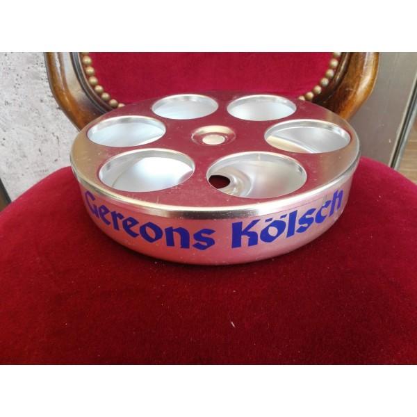 Рекламен алуминиев поднос за бира - Gereons Kolsch - 2362