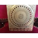 Слънчев календар на инките от масивен месинг - 2341
