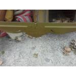 Холна маса -  желязо и мрамор - М3022