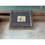 Картина Щампа върху Метал - А3062