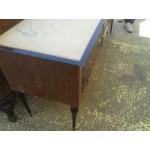 Шкаф мраморен плот - Ш071